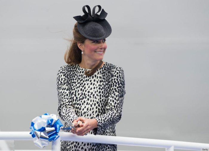When 2013 hit, the world was already smitten with Kate Middleton. But that didn't mean the Duchess of Cambridge couldn't have yet another banner year.