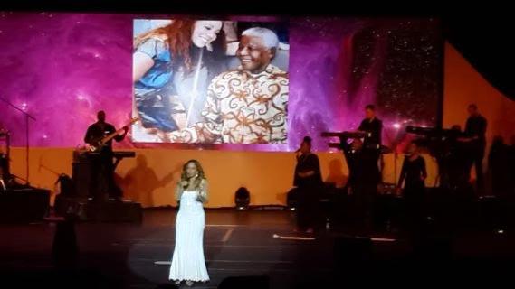 Mariah Carey Performs In Nigeria The Trent 6