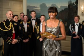 Michelle Obama 2013 the Trent 123567876