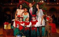 Michelle Obama 2013 the Trent 4