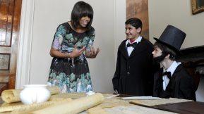 Michelle Obama 2013 the Trent 776