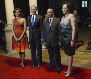 Michelle Obama 2013 the Trent 8764