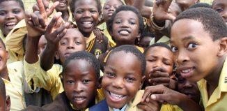 The Trent nigeria World Children's Day