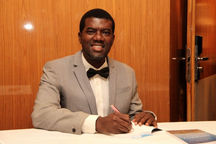 Reno Omokri Daily Meditations with Reno Omokri