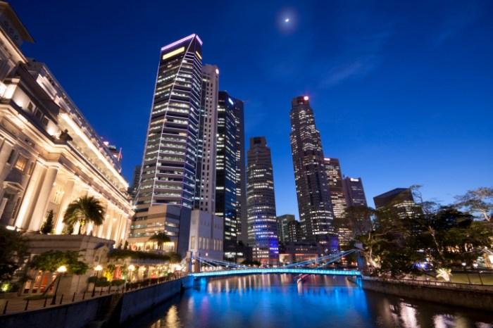 Singapore The Trent