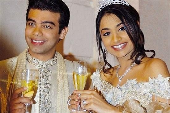 Vanisha-Mittal-and-Amit-Bhatia- The Trent