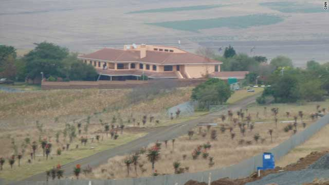 The current home of Mandela in Qunu where the celebrations for the 94th birthday of South Africa's founding father of democracy took place. In 2009, the United Nations officially declared July 18 as Nelson Mandela International Day. The U.N. asks individuals to honor his legacy by devoting 67 minutes of time to community service -- in recognition of Mandela's 67 years of public service.