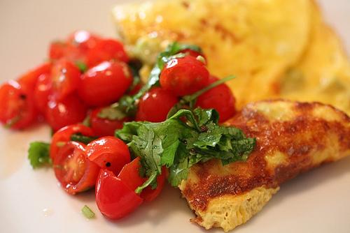 Avocado Omelet The Trent