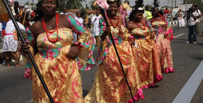 Calabar Efik People