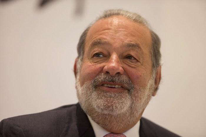 Carlos Slim The Trent