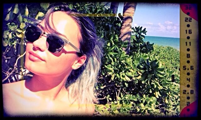 Demi Lovato The Trent Bikini Twitter 2
