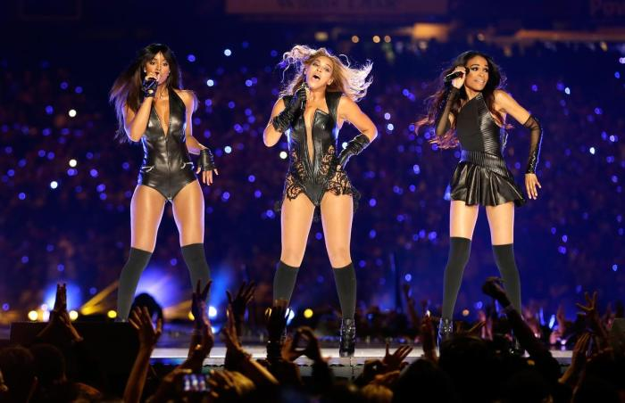 Destiny's Child - Kelly Rowland, Beyonce Knowles and Michelle Williams