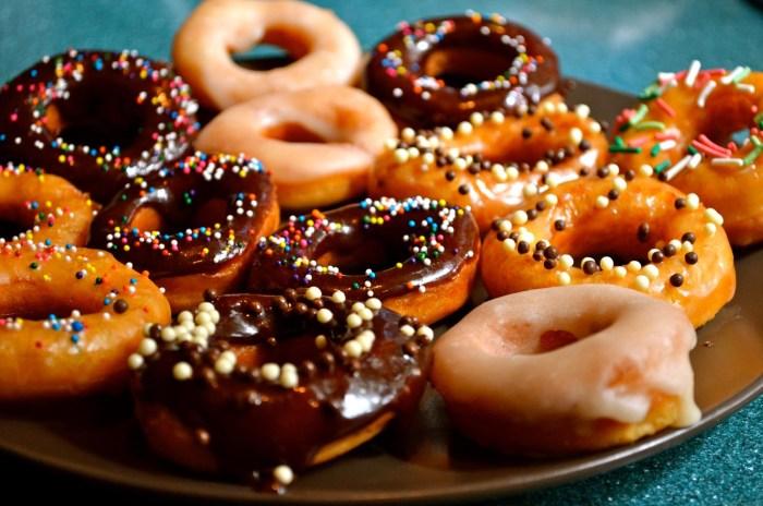 Doughnuts The Trent 11