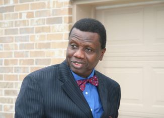 birthday message Redeemed Christian Church of God, Ola Adejubee, E. A. Adeboye, PVC