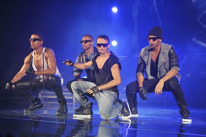 JLS Concert