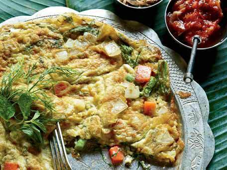 Lao Omelet