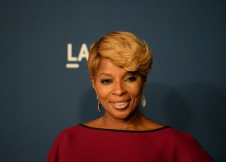 father mary j. blige