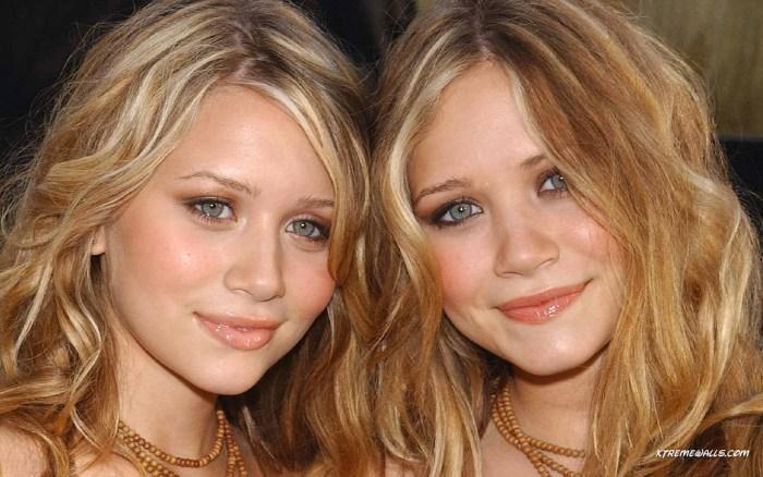 Olsen Twins The Trent