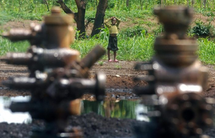Crude Oil Niger Delta