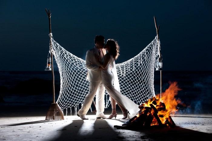 The Trent Wedding Kiss