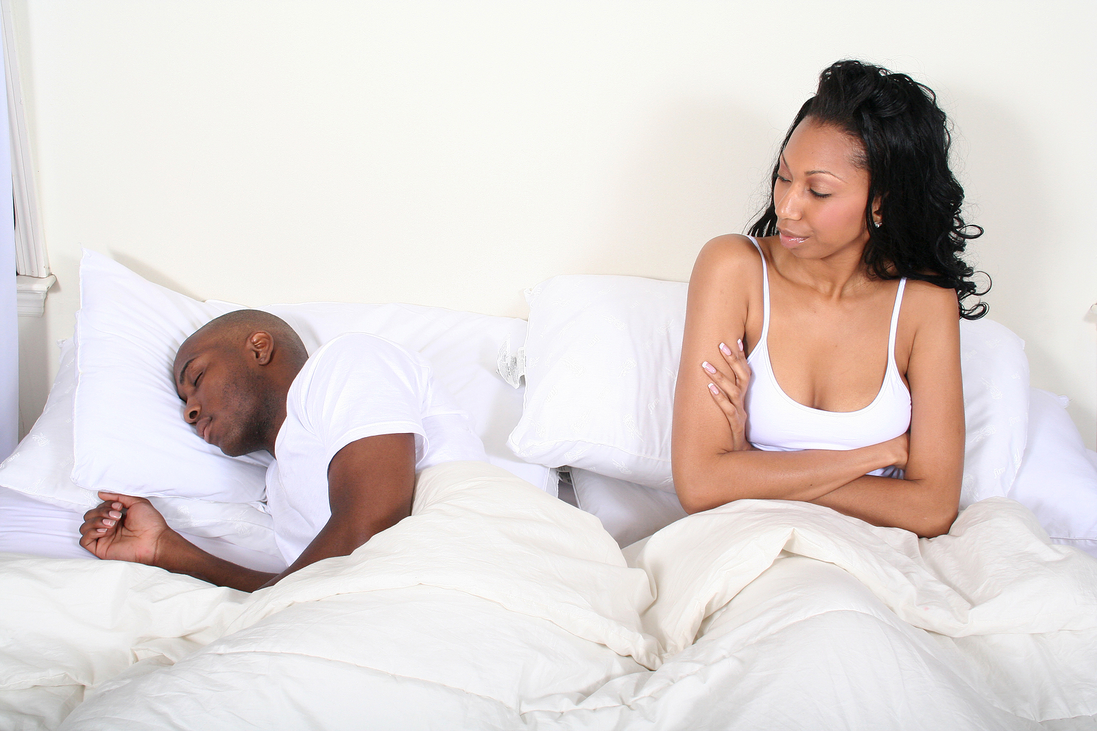 revealed: 5 reasons men are unable to satisfy their women in bed