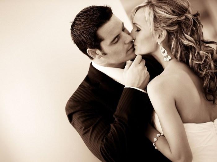 Wedding Kiss The Trent 3333333