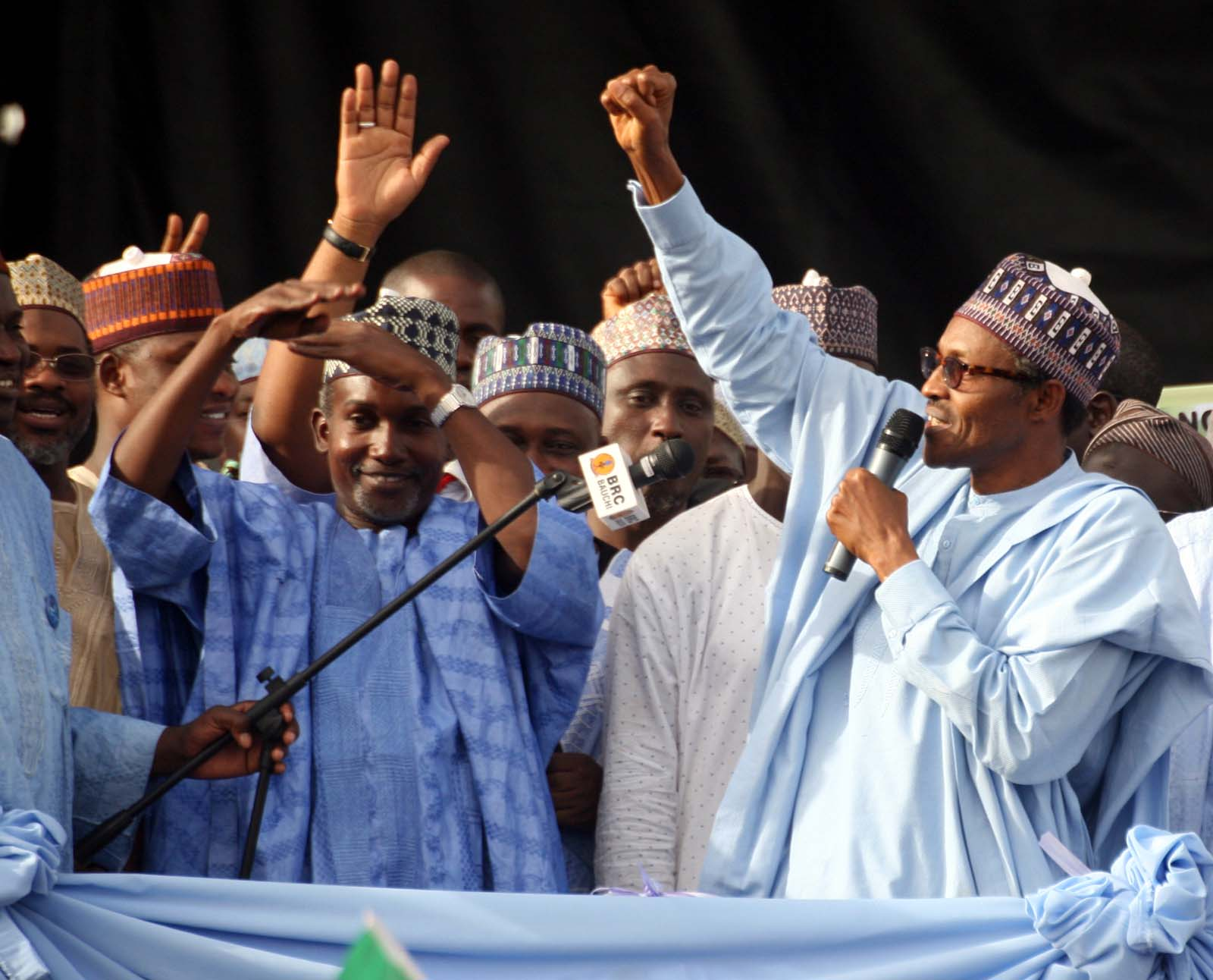 Image result for Buhari: I've contested my last election… I'll like to leave something behind