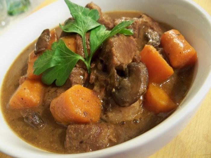 Rich Beef Stew