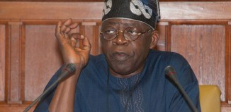 All Progressive Congress Leader Bola Ahmed Tinubu APC