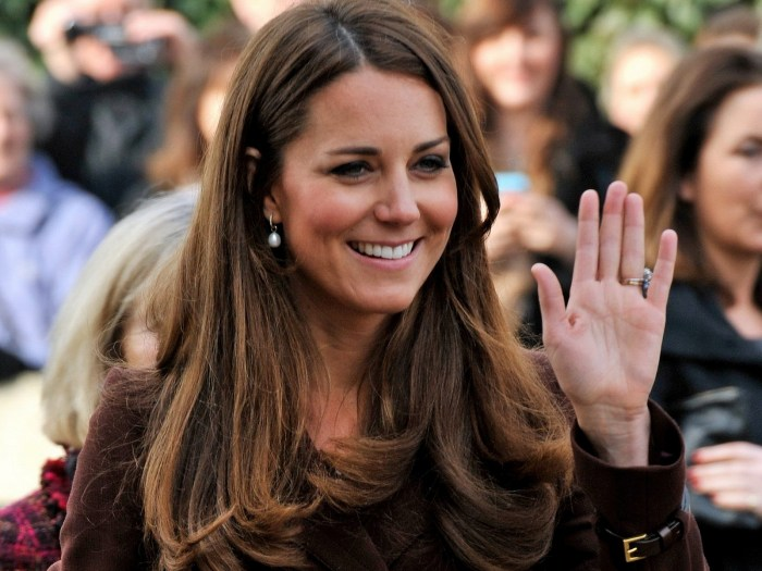 HRH Kate Middleton