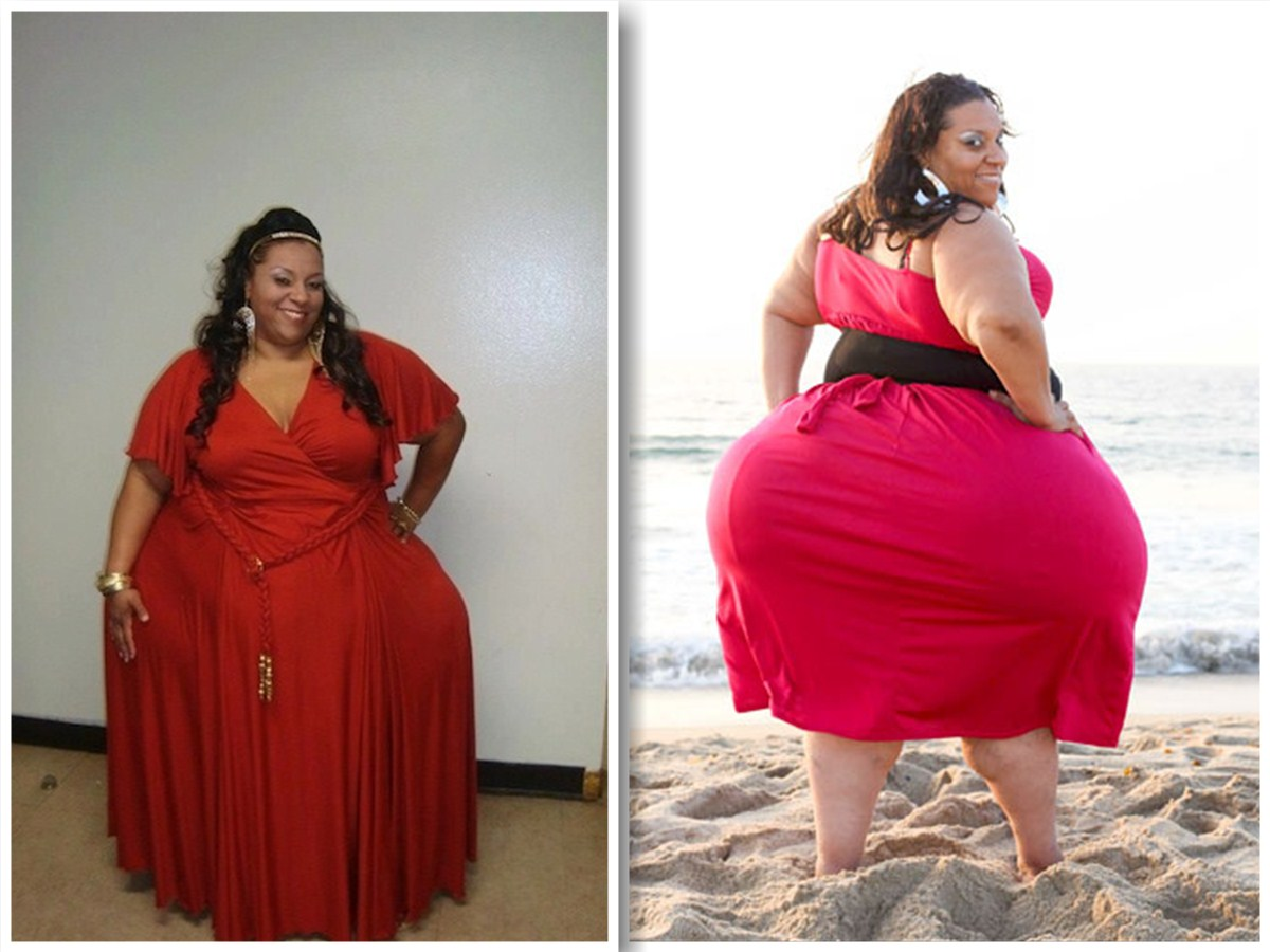 hips biggest World woman s