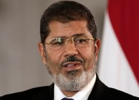 Ousted President Mohamed Morsi of Egypt in an undated photo