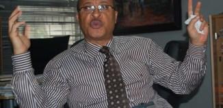 Professor Patrick Utomi, erstwhile Vice Chairman of Keystone Bank