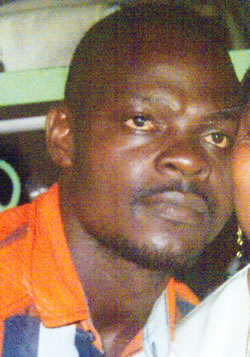 Sunday Samuel shot and killed by a soldier over N500