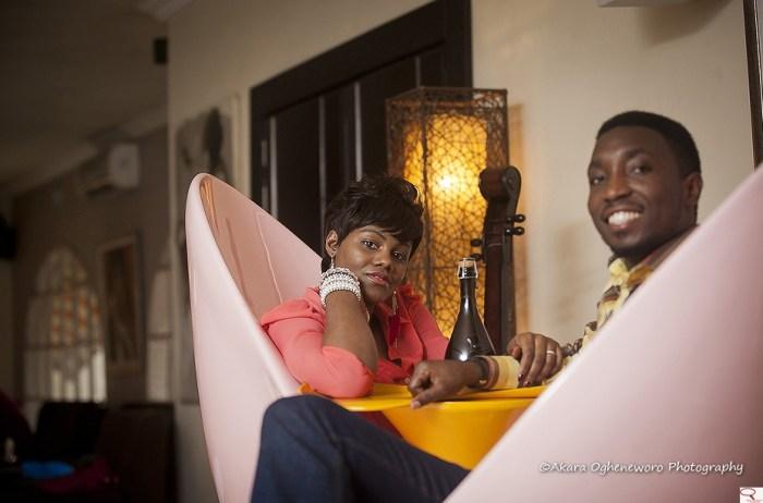Timi Dakolo and wife Busola Dakolo