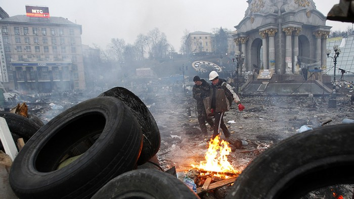 After (Photo Credit: Reuters/David Mdzinarishvili)