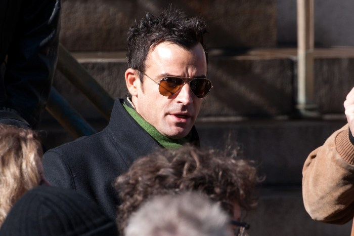 Justin Theroux (Photo Credit: Huffington Post)