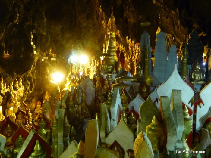 Pindaya Caves Pindaya, Myanmar