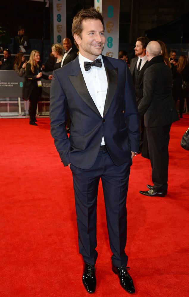 Bradley Cooper in Alexander McQueen