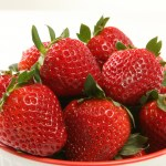 strawberries foods