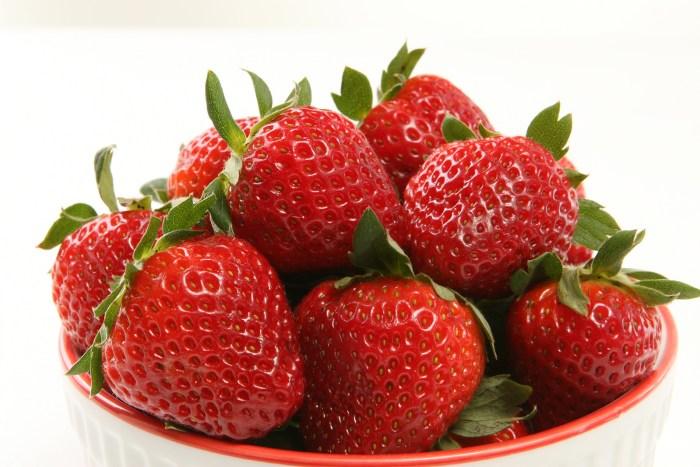 strawberries1 the trent