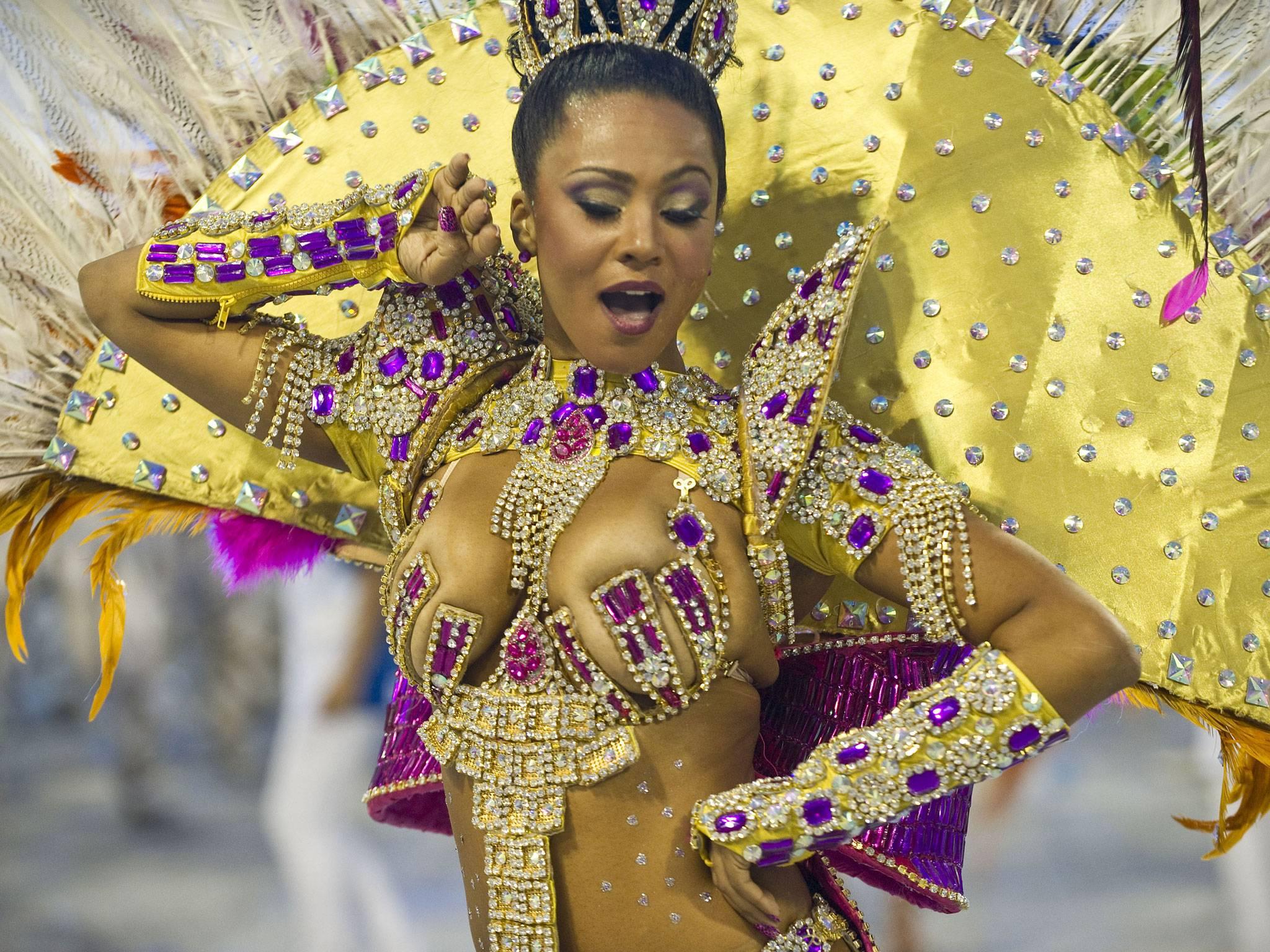 Brazil carnival nude pics