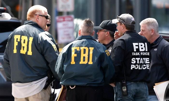 FBI, Website