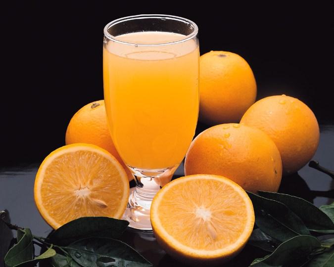 oranger juice