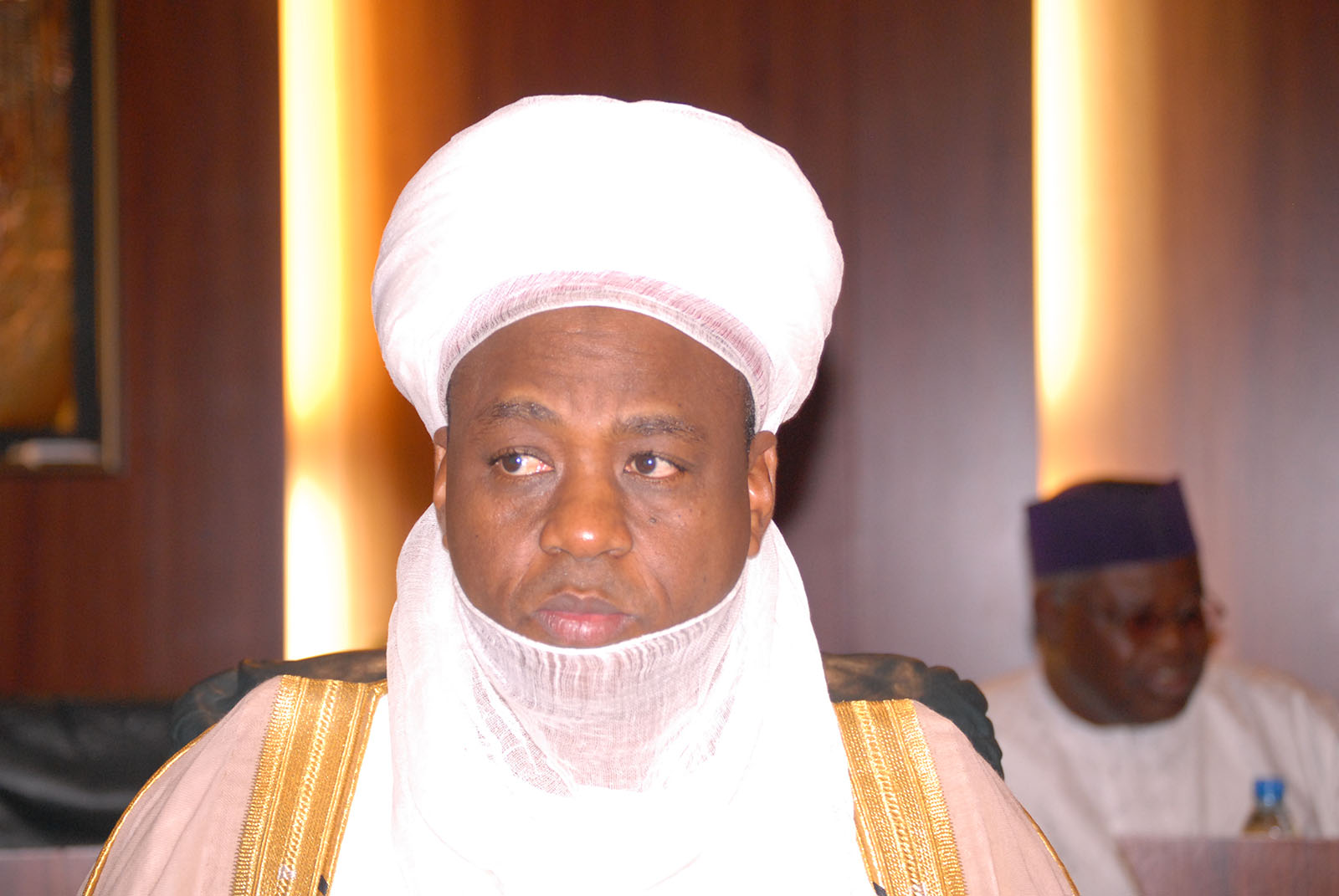 Muhammadu Buhari, Sultan of Sokoto, Corruption , JAMB