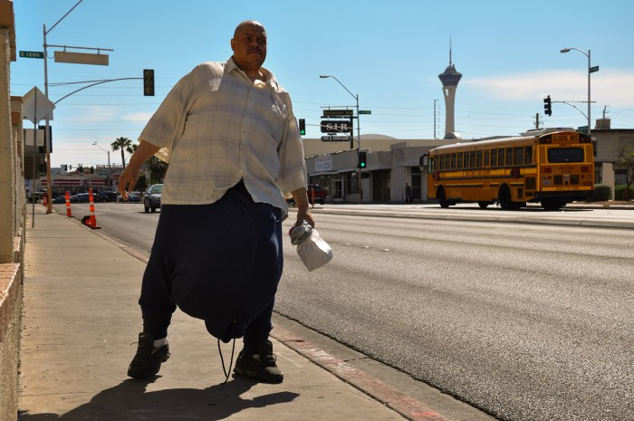 Wesley Warren - The man with 10 stone testicles (Photo Credit: TLC)