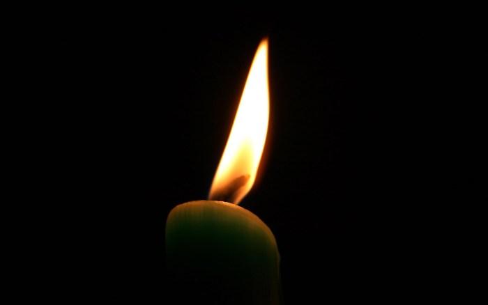 Senator Yemi Fawaz candle plateau standpoint