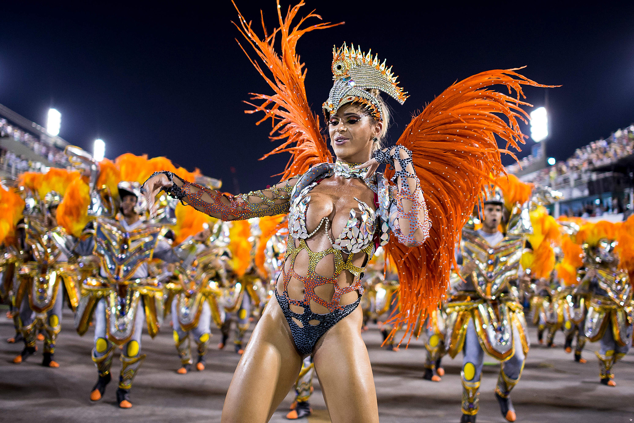 Photos Meet The 25 Sexiest Brazilian Carnival Dancers For -1364