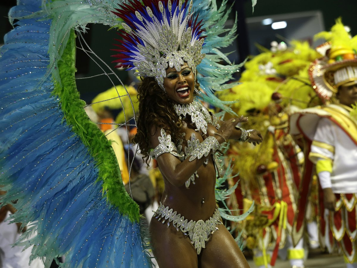 Photos Meet The 25 Sexiest Brazilian Carnival Dancers For 2014, Others Nudity - The -9743