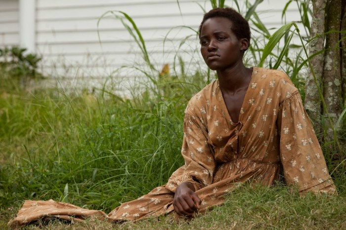 Lupita Nyong'o in the role of Patsy in the Oscar winning film, '12 Years A Slave'